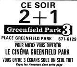 Greenfield Park Cinemas