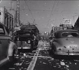 V-J Day, 1945.