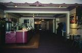 Lobby and snack bar