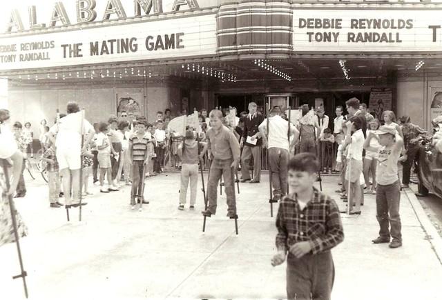 Alabama Fun Club - The Mating Game - 1959