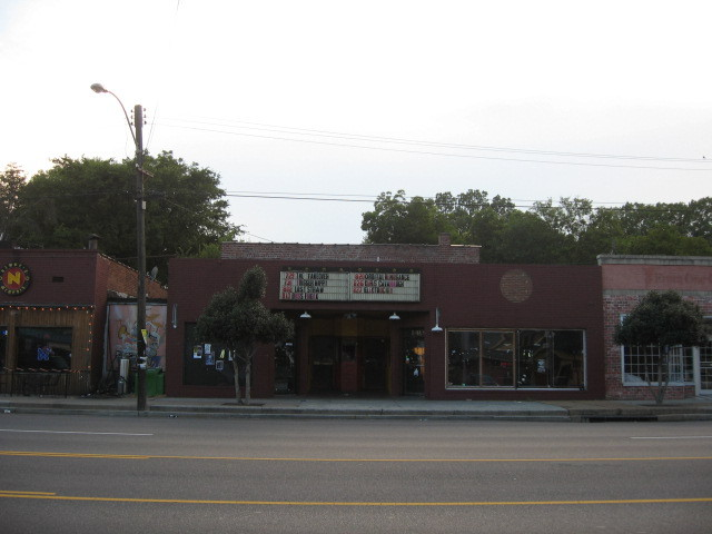 2011 photo of the Normal/Studio/Movie House/Newby's building