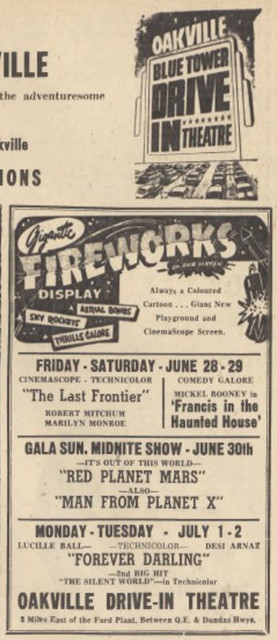 Journal (The Home Newspaper of Oakville and Trafalgar), 27 Jun 1957