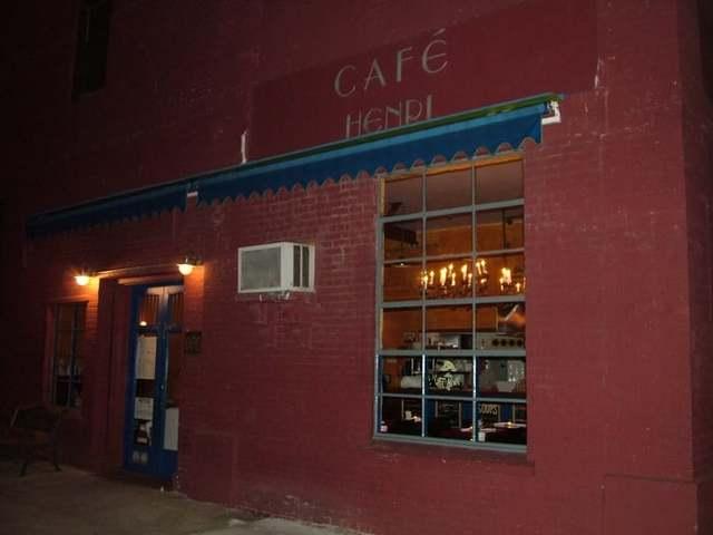 Cafe Henri 1010 50 Ave