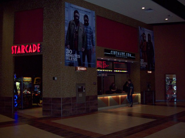 Cinemark Huntington Mall