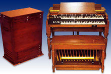 Hammond B3 and the Metropolitan