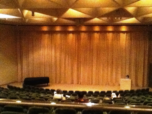 East Building Auditorium