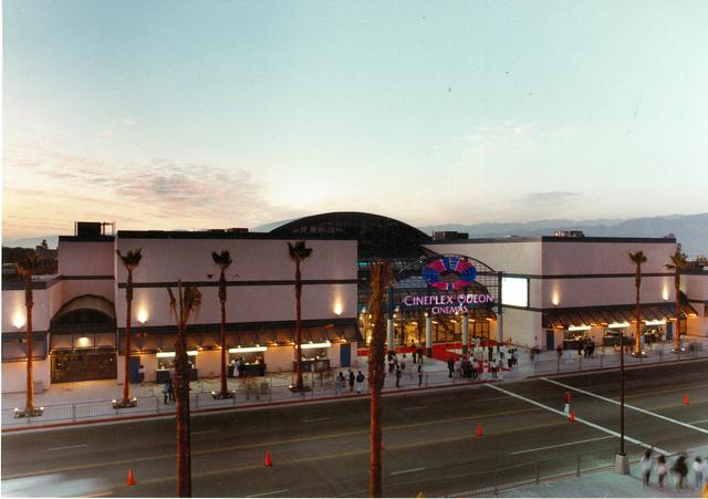 Universal City day exterior