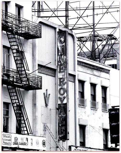 Cine Royale© New Orleans LA