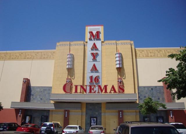 Maya 16 Street Side