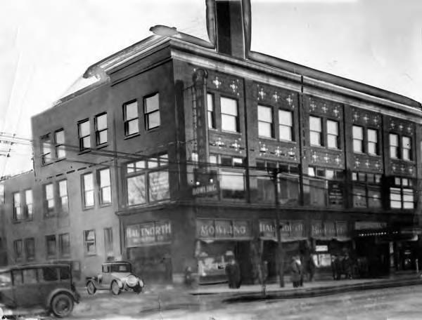 Haltnorth Building