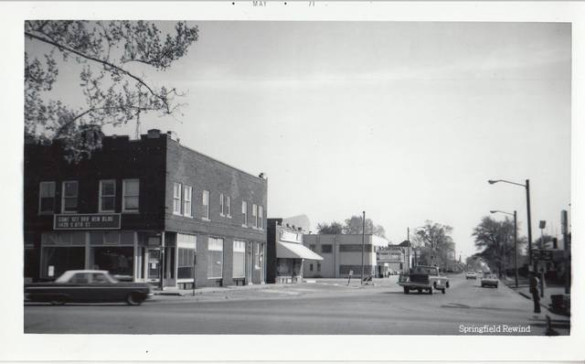1971 photo credit Springfield Rewind facebook page.