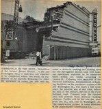 Strand demolition article June 11, 1967.