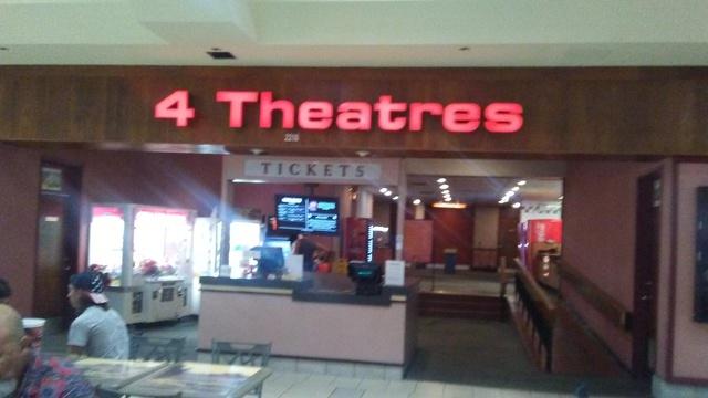 AMC Classic Panama City Mall 4
