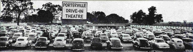 Porterville Drive-In