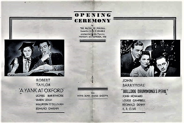 ABC SAVOY CINEMA   WALSALL