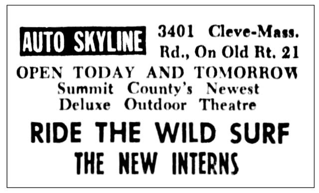 Skyline Auto Theatre