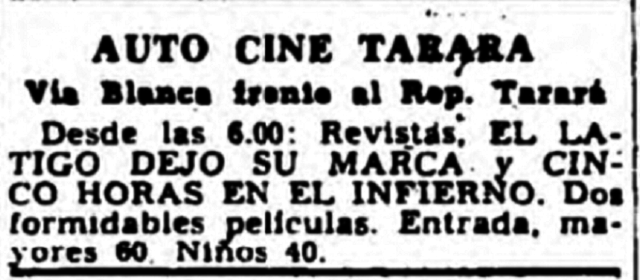 Auto-Cine Tarara