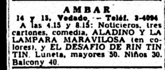 Cine Ambar