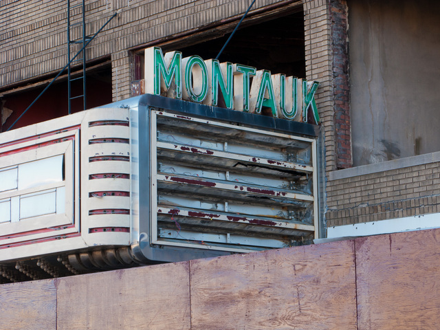 Montauk Demolition