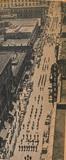 1942 American Legion parade passes Strand.