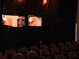 Projection Booth from Seating Area