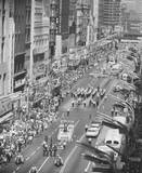 1962 school parade photo courtesy of Mike Douglas.