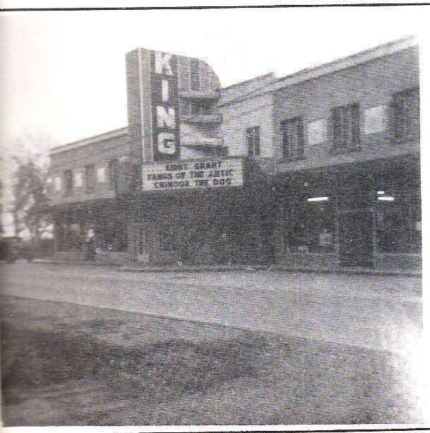King Theater 1953