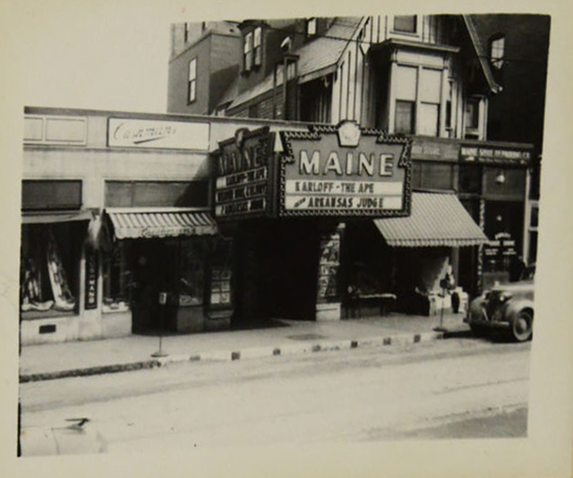 Maine Theatre 1941