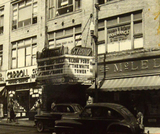 The Strand Theatre in 1950