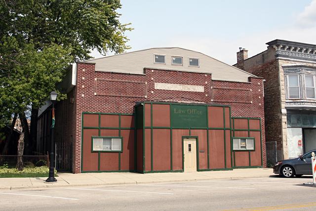 Strand Theatre, Brookfield, IL