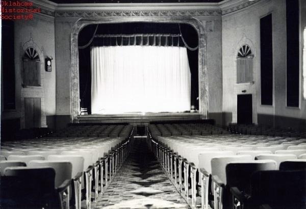 tivoli theatre in ardmore ok cinema treasures