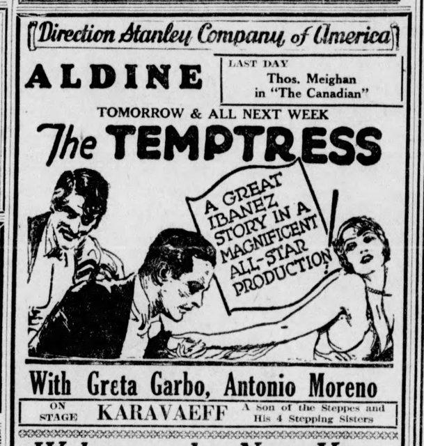Loew's Aldine Theatre