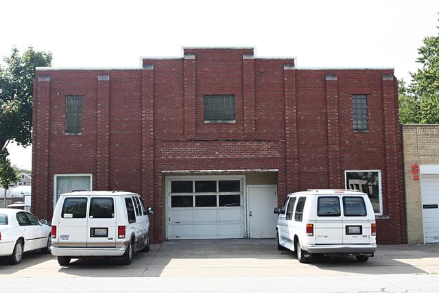 Woodbine Theater, Carthage, IL