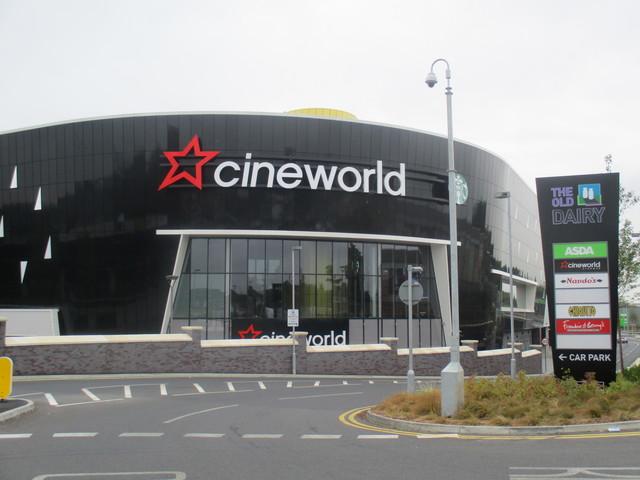 Cineworld Cinema - South Ruislip