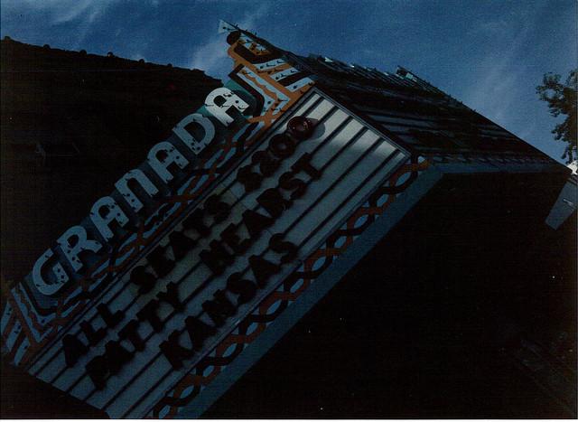 Granada Theatre exterior