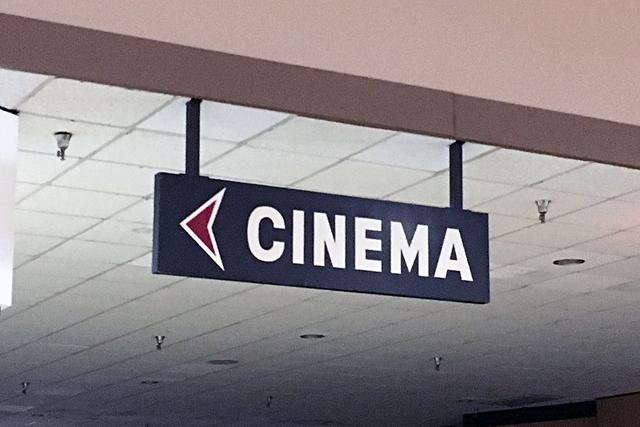 Sandburg Mall Cinema, Galesburg, IL