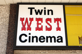 West Twin Cinemas, Galesburg, IL