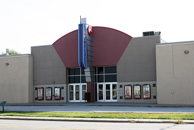 AMC Classic Quincy 6, Quincy, IL
