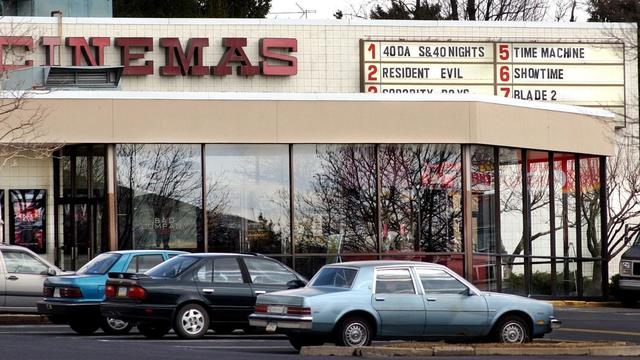 General Cinemas near the Lehigh Valley Mall in Whitehall.
