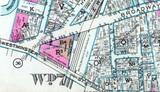 Location on 1937 street map.