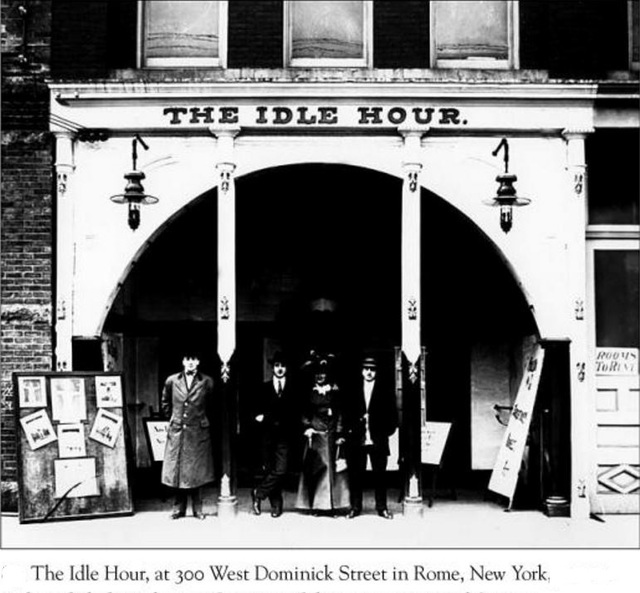 Idle Hour Theater