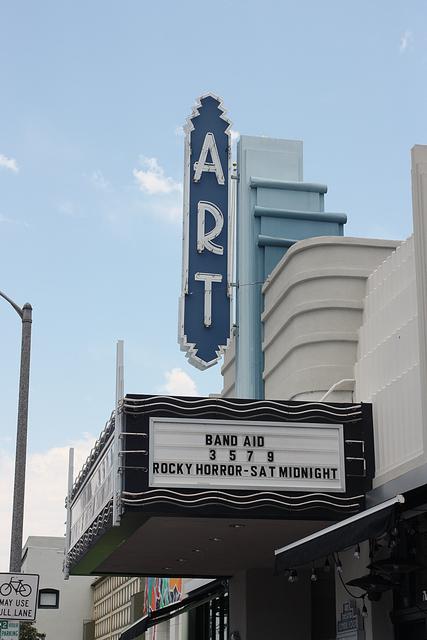 Art Theatre, Long Beach, CA
