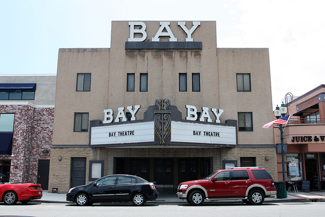 Bay Theatre, Seal Beach, CA