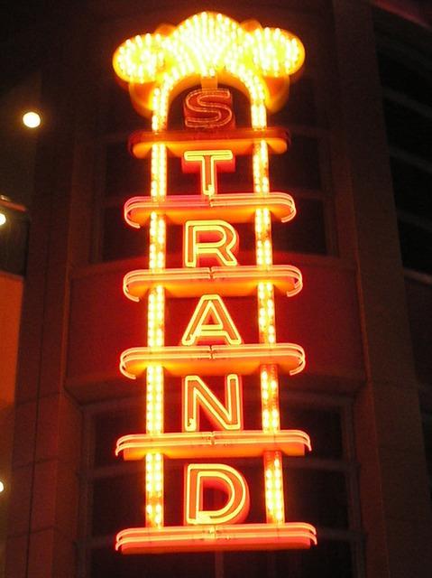 Vertical Sign