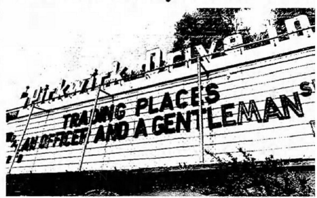 Pickwick Drive-In