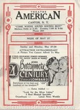 American Theater Program for May 27, 1934