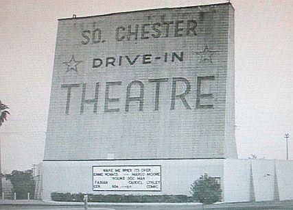 South Chestere Drive-In Theatre