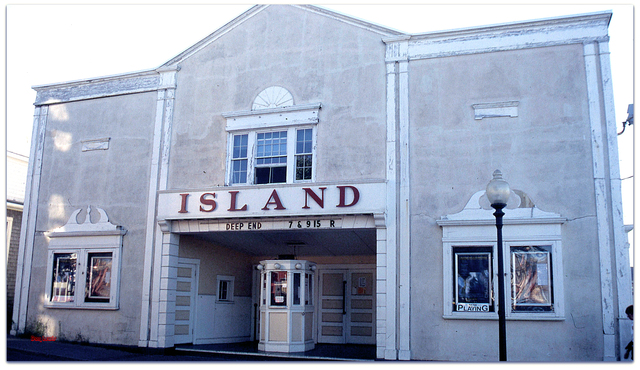 Island© Oak Bluffs Maine