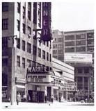 Exterior Shot of Theatre 1960s