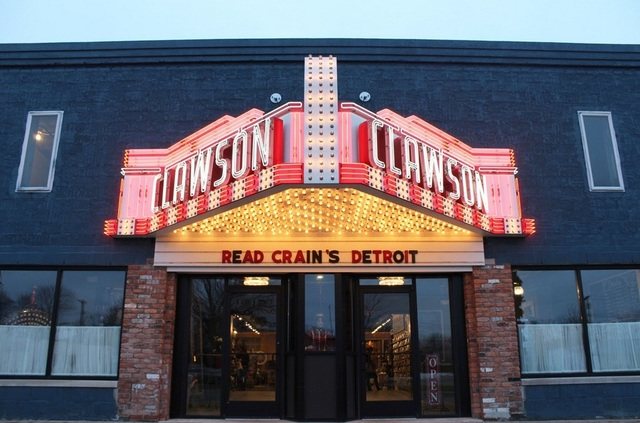 Clawson Theater